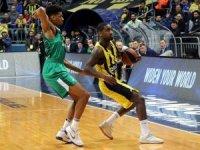 THY Euroleague: Fenerbahçe Doğuş: 89 - Zalgiris Kaunas: 90