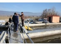 Domaniç'e Evsel Nitelikli Atık Su Arıtma Tesisi