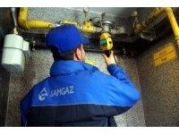 SAMGAZ, güvenli doğal gaz kullanımı konusunda abonelerini uyardı