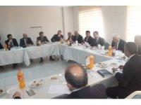 Van'da 'Milli Eğitim Danışma Kurulu' toplantısı