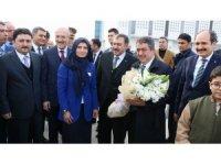 Orman ve Su İşleri Bakanı Veysel Eroğlu Balıkesir'de