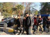 Şanlıurfa'da PKK/PYD'ye yönelik operasyon: 7 gözaltı