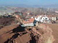 Bolu'daki heyelan mağdurlarına yeni konut