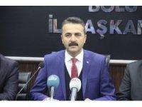 AK Parti Bolu Kongresine Cumhurbaşkanı geliyor