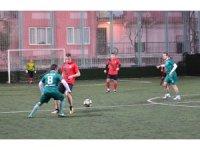 Yıldırım'da Birimler Arası Futbol Turnuvası