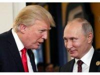 Putin ve Trump telefon görüşmesi gerçekleştirdi