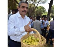 Başkan Alıcık'tan yerli malı tüketim çağrısı
