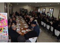 Bereket sofrası Altınşehir'de kuruldu