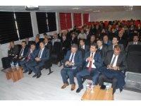 Tuşba'da 'Eğitim Değerlendirme' toplantısı