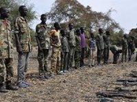 UNICEF: Güney Sudan'da 19 bin çocuk silah altına alındı