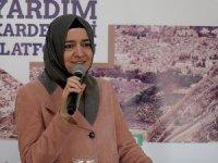 Aile ve Sosyal Politikalar Bakanı Kaya: ABD'nin Kudüs kararını yok sayıyoruz