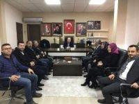 AK Parti Çorum teşkilatı kongre için Cumhurbaşkanı Erdoğan'ı bekliyor