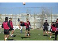 Gaziantepspor, Denizli maçının hazırlıklarını tamamladı