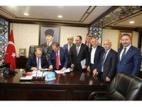 Artvin'de Sosyal Denge Sözleşmesi imzalandı