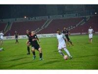 TFF 1. Lig: Balıkesirspor Baltok: 1 - Gazişehir Gaziantep: 0 (Maç sonucu)