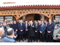 Beyazıt Camisi yeniden ibadete açıldı
