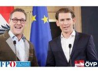 Avusturya'da Merkez Sağ-Aşırı Sağ Koalisyon Dönemi