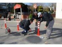 Karşıyaka'da yollar artık daha güvenli