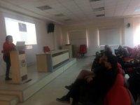 Kadın Çalışmaları Merkezinde 'kadın gazeteciler' konuşuldu