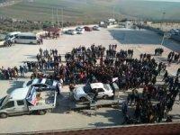 Jandarmadan şoför ve öğrencilere emniyet kemeri semineri
