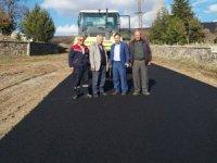 Simav'da asfalt seferberliği