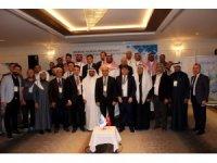Erciyes Kayak Merkezi Araplara tanıtıldı