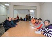 Hizmet içi eğitimler belediyeye güç katıyor