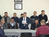 Başkan Abdullah Yeşilyurt: KİT'lerdeki taşeron emekçilere de kadro verilmelidir