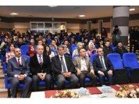 Vali Çeber, öğrencilere tecrübelerini aktardı