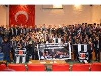 Beşiktaş'tan Muş'a malzeme desteği