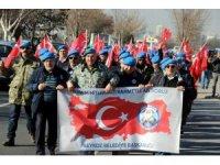 Eski Komandolar Kayseri şehitlerini andı