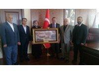 Başkan Koç'tan şehit ailelerine ziyaret