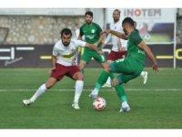 TFF 2. Lig: İnegölspor: 1 - Sivas Belediyespor: 1
