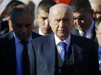 MHP Genel Başkanı Bahçeli: Cumhurbaşkanı, bir dönemin teröristinin özdeşi olarak takdim edilemez