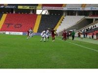TFF 1. Lig: Gaziantepspor: 0 - Denizlispor: 0