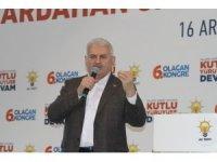 """Başbakan Binali Yıldırım: """"Türkiye'nin dünyaya sağırlaştırılmasına asla izin vermeyeceğiz"""""""