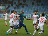 TFF 1. Lig: Çaykur Rizespor: 4 - Ümraniyespor: 0