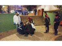 Gaziantep'te buz kalıbı ile birlikte parka bırakılmış bebek cesedi bulundu