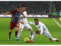 Süper Lig: Trabzonspor: 1 - Bursaspor: 0 (Maç sonucu)