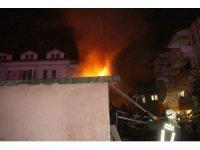 FETÖ'nün kapatılan yurdunda ikinci yangın çıktı