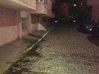 Tekirdağ'da motosiklet hırsızlığı