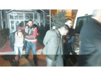 Kayseri'de uyuşturucu operasyonu: 11 gözaltı