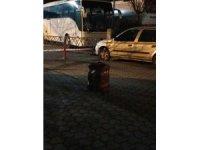 Bursa'nın İnegöl ilçesinde alarmı verildi