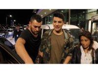 Kerimcan Durmaz konseri karıştı