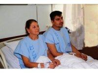 ADÜ'de ilk organ nakli gerçekleştirildi