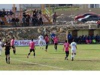 İzmir Süper Amatör Lig: Foça Belediyespor: 0 - Bornova 1881: 0