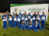 Asya Gençlik Para Oyunları'nda Özbekistan'dan 20 altın madalya