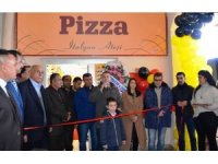 Erciş'te iş yerleri açılışı