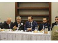 E.Yeni Malatyaspor Başkanı Gevrek'ten Namoğlu'na sitem