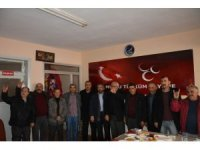MHP Suşehri ilçe teşkilatından ABD'ye tepki